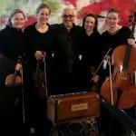Faust Quartet with Hakim Ludin