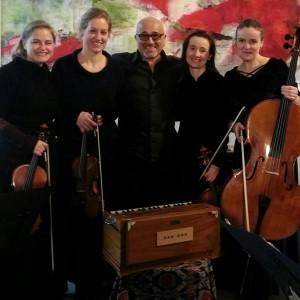 Faust quartett and